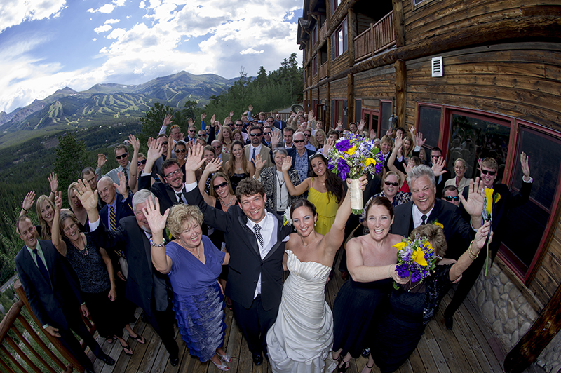 Wedding Celebration at the Lodge at Breckenridge