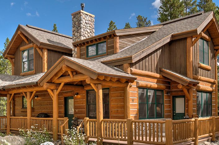bedroom rentals cabins owner vacation lodging breckenridge cabin of two image this ski property in by gallery out rental