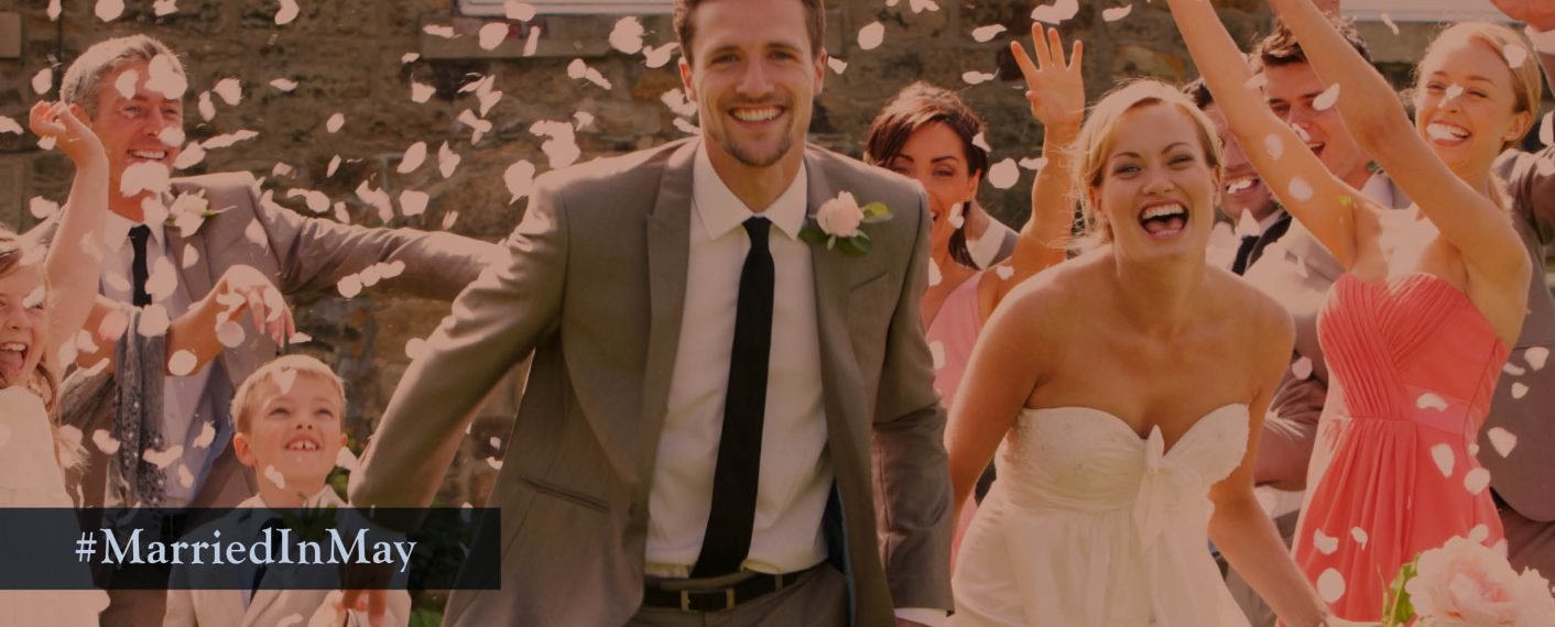 Married In May Web Banner