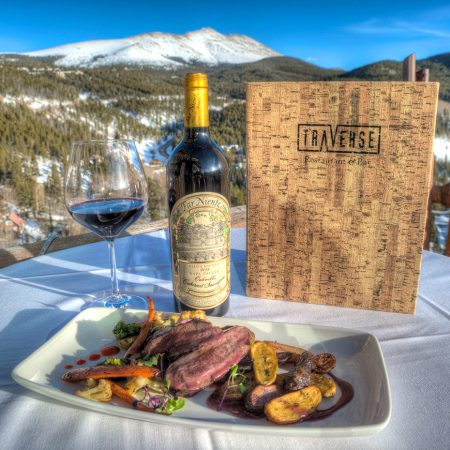 Lodge at Breckenridge Food Sample