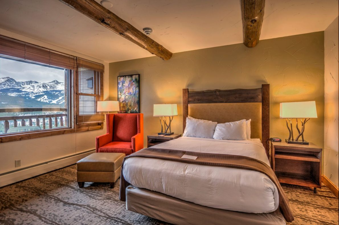 room in breck