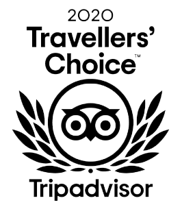 2020 TripAdvisor Excellence Hall of Fame (Six Consecutive Years)